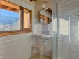 Bathroom room num. 5 (Gredos mountains view)