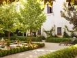 Caserío de Lobones Valverde del Majano Spain Garden