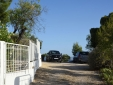 Parking space of Villa Epikouros