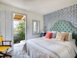 With a view of the Aegean Sea (master bedroom of the guesthouse 'the Dutch Suite')