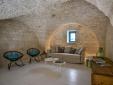 Borgo Aratico Mezzanine lounge area