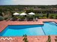 swimming pool Morvedra Nou and view