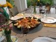 Lounge, Honesty bar & outside Kitchen