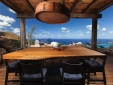 Beautiful wooden house in Sicily sea front pool stunning view