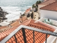 Azenhas do Mar Villas Sintra Portugal Lisbon coast Portugal travel apartments with sea view