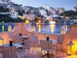 Charming Hotel with sea view in Syros Greece
