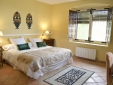 traditional Country house Lagar el Alzotano Spain Extremadura bedroom double bed 3