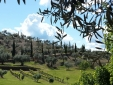 traditional Country house Lagar el Alzotano Spain Extremadura bedroom two beds