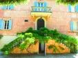 Villa Fontelunga Arezzo Tuscany hotel trendy luxury
