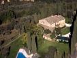 Lucignanello Bandini San Giovanni D'Asso Tuscany Italy Villa Sarageto