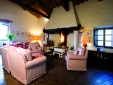 Lucignanello Bandini San Giovanni D'Asso Tuscany Italy Casa Remo - living room