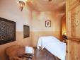 Locanda del Gallo Gubbio Umbria Italy Massage room