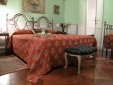 Guesthouse Arco dei Tolomei Rome Italy Bed Nomentana
