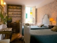 Guesthouse Arco dei Tolomei Rome Italy Twin Bedroom