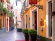 Hotel Alminar Andalusia Sevilla Spain Double Superior Terrace