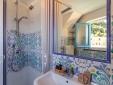 La Rotonda bathroom