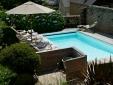 Le Lodge Kerisper France Terrace