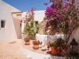 Cortijo los Malenos Agua Amarga Spain Pool Sunbathing