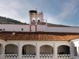 Hospedería Convento de la Parra La Parra Spain romantic hotel