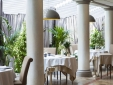 Le Prieuré des Sources Hotel romantic trendy good kitchen gorgeous landscape