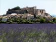 Grignan in Drome Provençale, the real Provence
