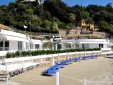 Hotel del Lido Clerici Liguria Hotel on the beach sea view