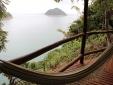Ilha do Toque Boutique Hotel View of the verandah
