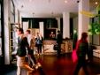 Hotel Pulizer Barcelona Spain Reception