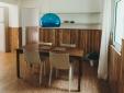 Kitchen Chestnut House