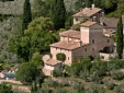 Villa della Genga Umbria Hotel boutique best romantic