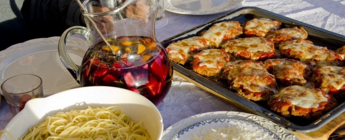 The only Italian dish you will not find in Italy