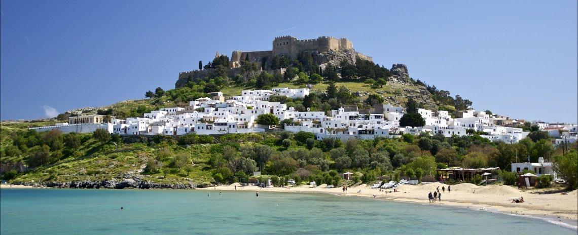 Dodecanese: Rhodes