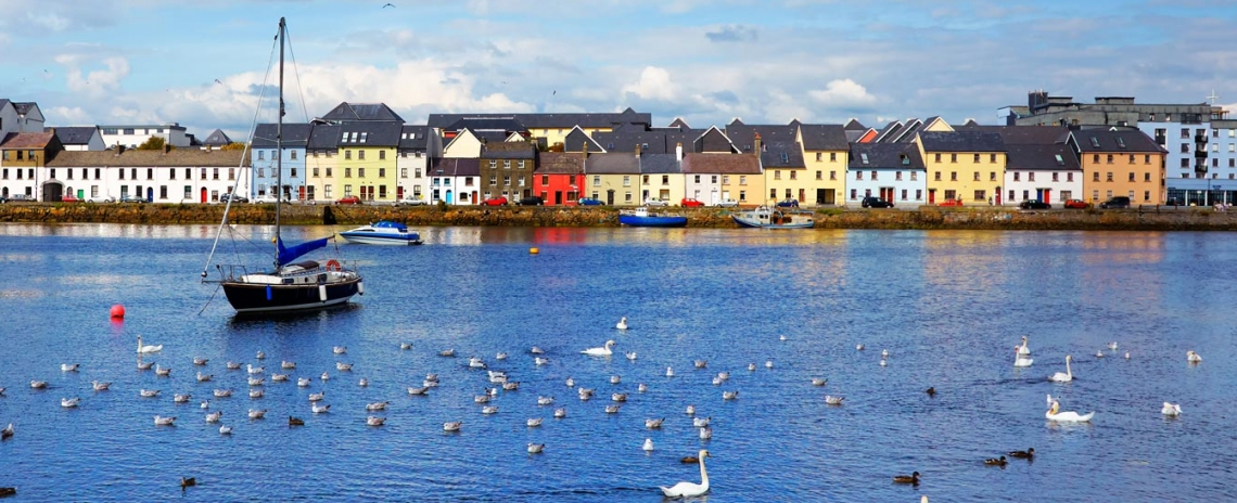 West, Galway & Mayo