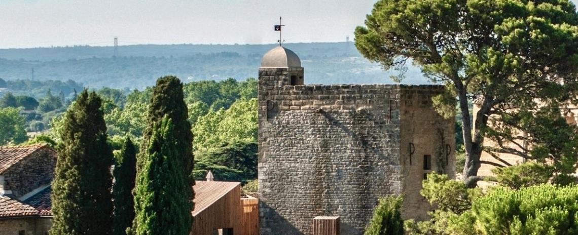 Tour Sarrazine de Montaren