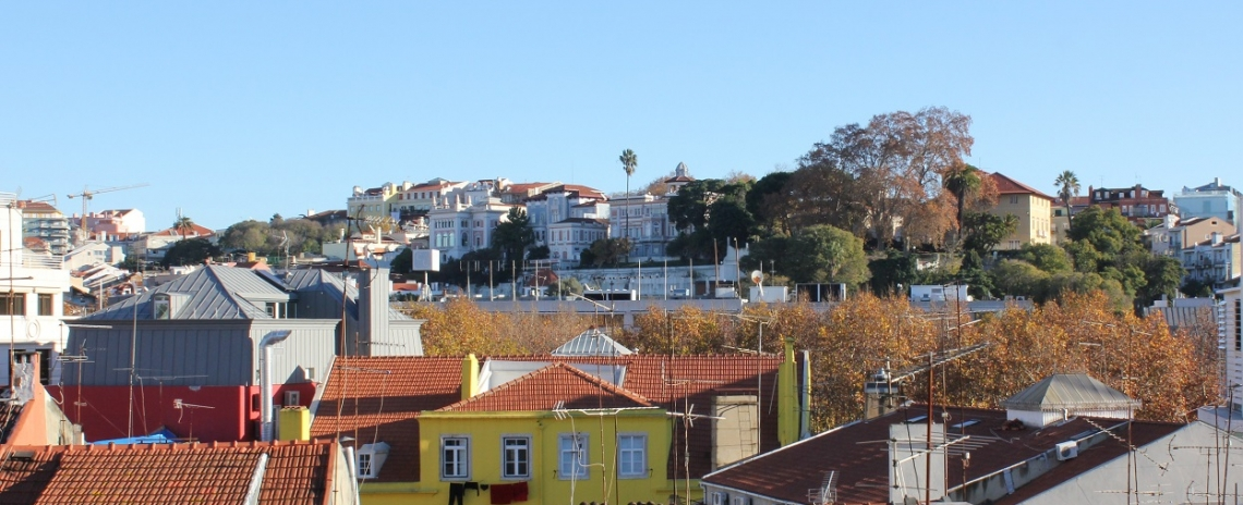 Panoramic Baixa Apartment