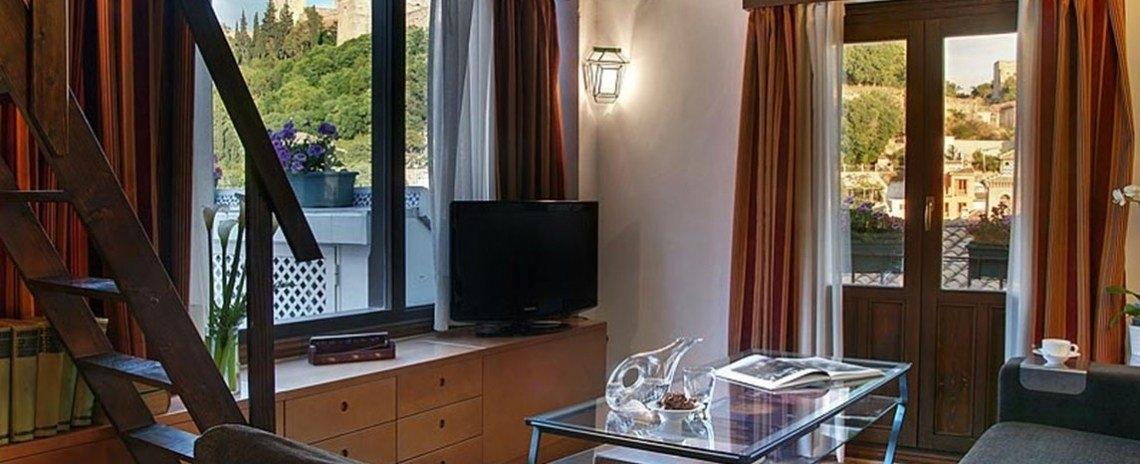 Apartamentos Muralla Ziri