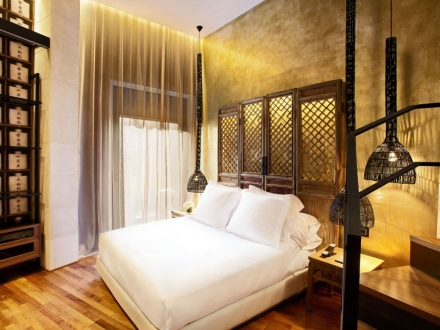 Hotel Claris luxury hotel Barcelona