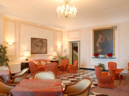 secretplaces hotel cenobio dei dogi camogli genova liguria italy. Black Bedroom Furniture Sets. Home Design Ideas