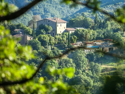 Beautiful Umbrian landscape