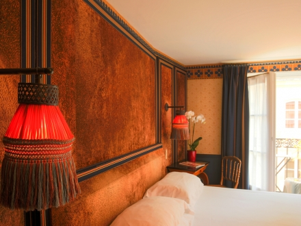 Hotel Bourg Tibourg Booking