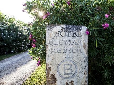 Hotel Le Mas de Peint