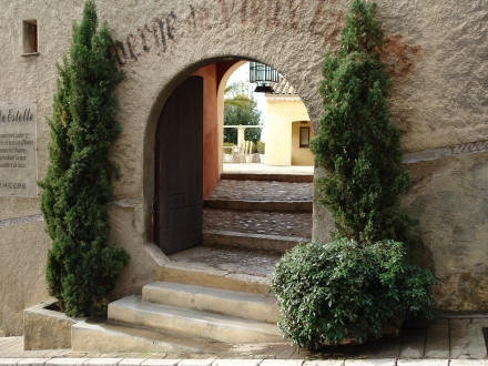 Villa Estelle Entrance