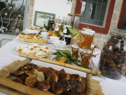 Masseria Montenapoleone - Breakfast