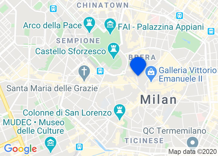 Secretplaces boutique hotels and holiday homes milan italy view map gumiabroncs Images