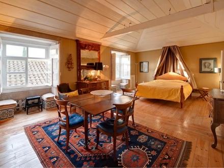 Palacio Belmonte hotel luxury lisbon romantic