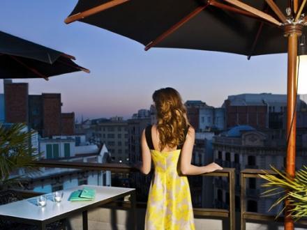 Hotel Claris luxury hotel Barcelona