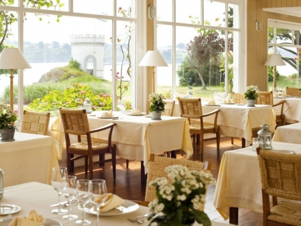 Grand Hotel des Bains Restaurant