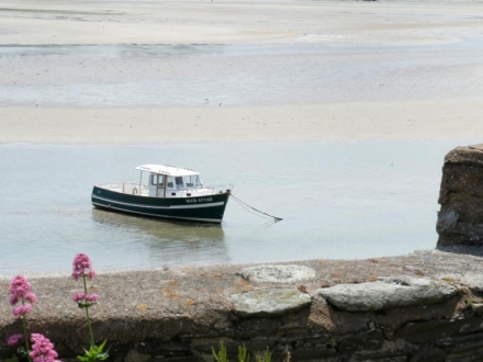 Grand Hotel des Bains Boat