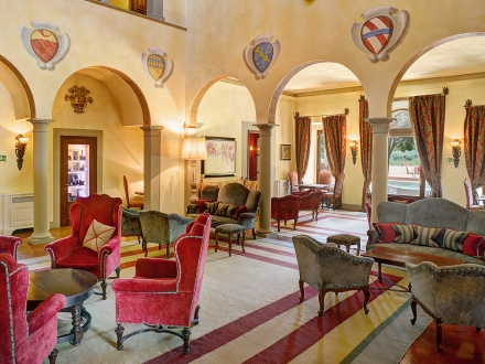 Villa La Massa Florence Italy Hotel Boutique Luxury