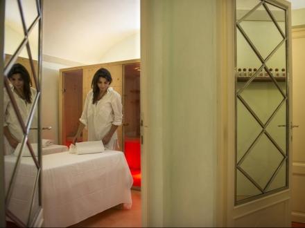 spa, treatment space